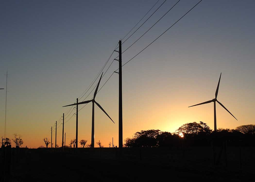 Costa Rica Carbon Offset Wind Farm Project