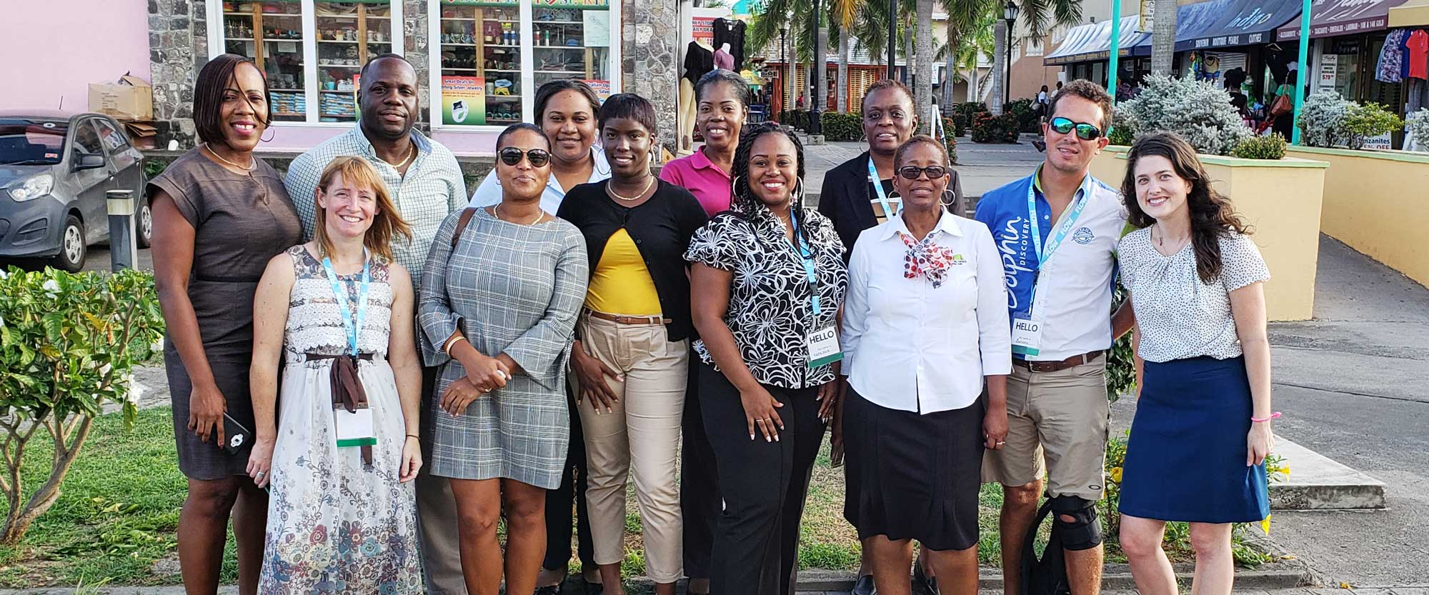 St. Kitts Train the Trainer Workshop Attendees